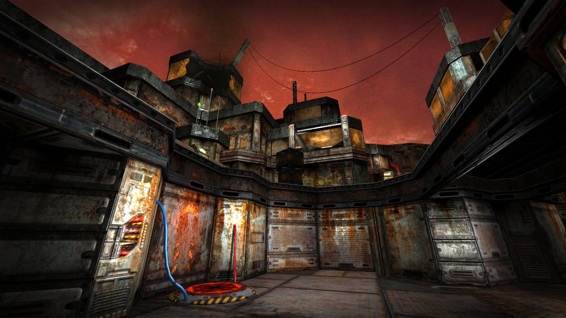 Monster-clip Zogg City Quake 4 Monsters
